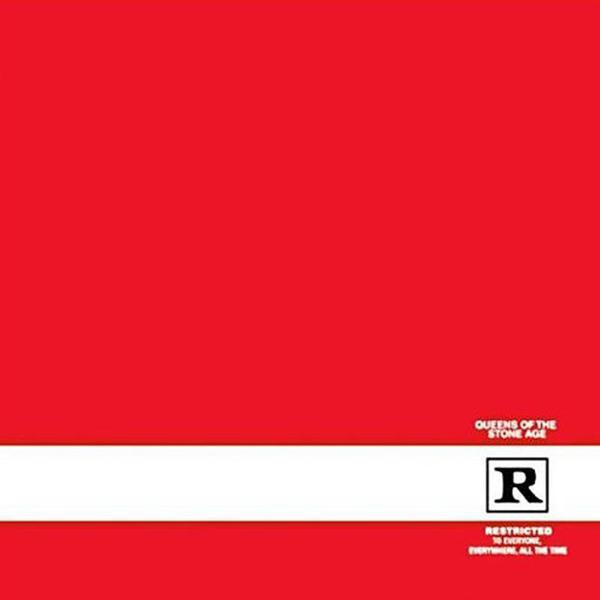 QUEENS OF THE STONE AGE, rated x (rated r) cover