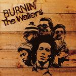 BOB MARLEY & WAILERS, burnin´ cover