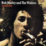 Cover BOB MARLEY & WAILERS, catch a fire