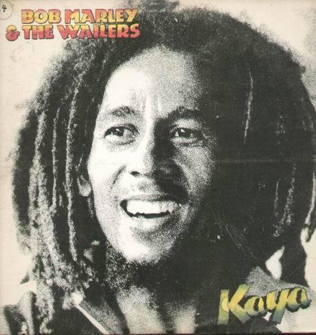 BOB MARLEY & WAILERS, kaya cover