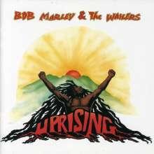 BOB MARLEY & WAILERS, uprising cover