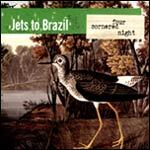 Cover JETS TO BRAZIL, four cornered night