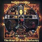 BADLY DRAWN BOY, hour of bewilderbeast cover