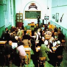 Cover OASIS, masterplan/b-sides