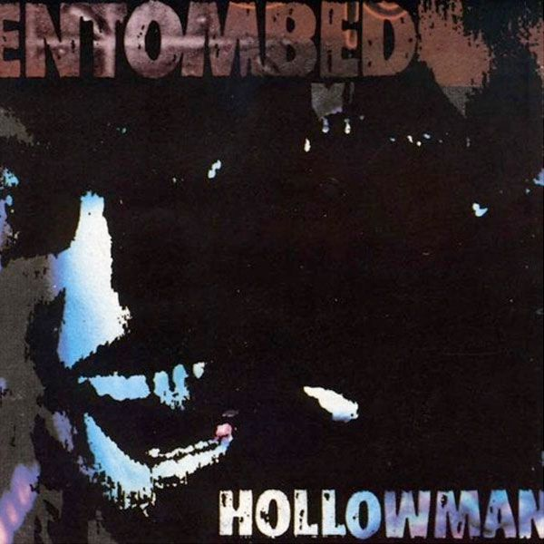Cover ENTOMBED, hollowman