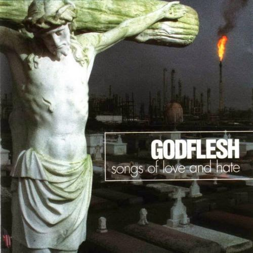 Cover GODFLESH, songs of love & hate