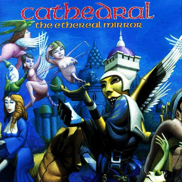 CATHEDRAL, the ethereal mirror cover