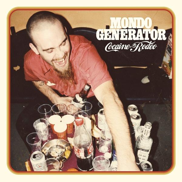 MONDO GENERATOR, cocaine rodeo cover