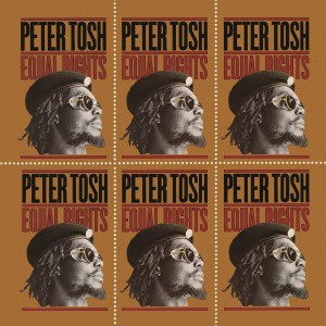 PETER TOSH, equal rights cover