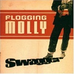 FLOGGING MOLLY, swagger cover