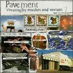 Cover PAVEMENT, westing by musket and sextant