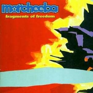 MORCHEEBA, fragments of freedom cover