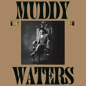 Cover MUDDY WATERS, king bee