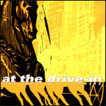 AT THE DRIVE IN, relationship of command cover