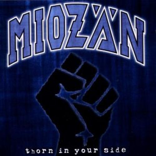 MIOZÄN, thorn in your side cover