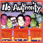 Cover NO AUTHORITY, s/t