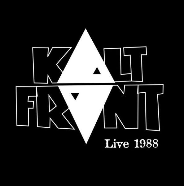 KALTFRONT, live 1988 cover