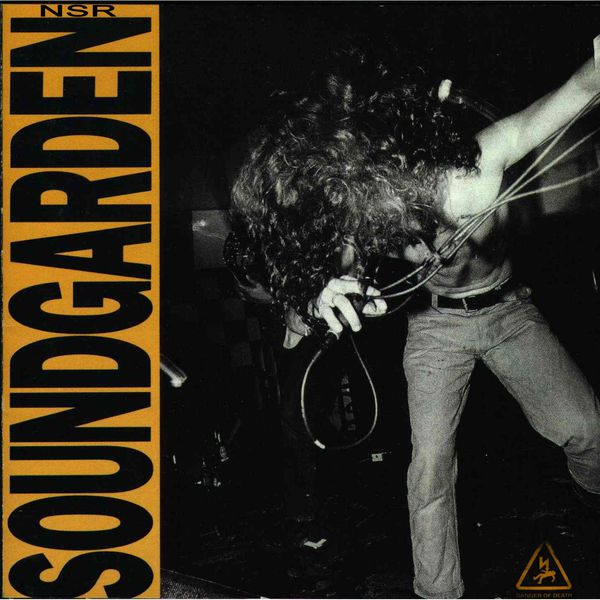 SOUNDGARDEN, louder than love cover