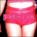 Cover PEACHES, teaches of peaches