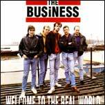 BUSINESS, welcome to the real world cover