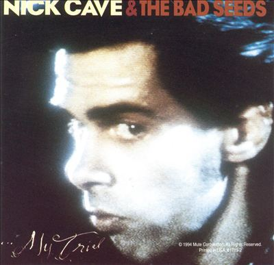 Cover NICK CAVE & BAD SEEDS, your funeral...my trial