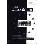 ANDRÉ OSTERHOFF, die euro-rechte cover