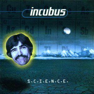 INCUBUS, s.c.i.e.n.c.e. cover