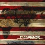 Cover PROPAGANDHI, today´s empires, tomorrow´s ashes