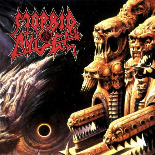 MORBID ANGEL, gateways to annihilation cover