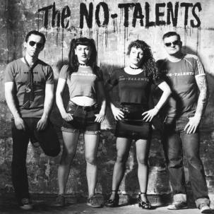 Cover NO TALENTS, s/t