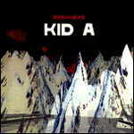 Cover RADIOHEAD, kid a