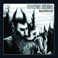 Cover ELECTRIC WIZARD, dopethrone