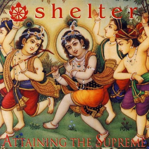 Cover SHELTER, attaining the supreme