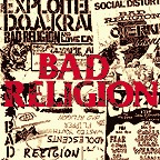 Cover BAD RELIGION, all ages