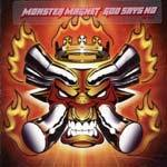 Cover MONSTER MAGNET, god says no