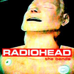 Cover RADIOHEAD, bends
