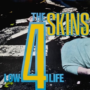 4 SKINS, low life cover
