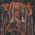 Cover NILE, black seeds of vengeance