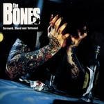 Cover BONES, screwed, blued & tattooed