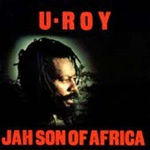 U-ROY, jah son of africa cover