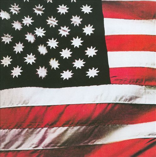 SLY & THE FAMILY STONE, there´s a riot goin´on cover