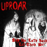 UPROAR, and the lord said cover
