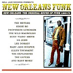 Cover V/A, new orleans funk
