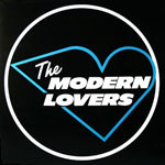 Cover MODERN LOVERS, s/t