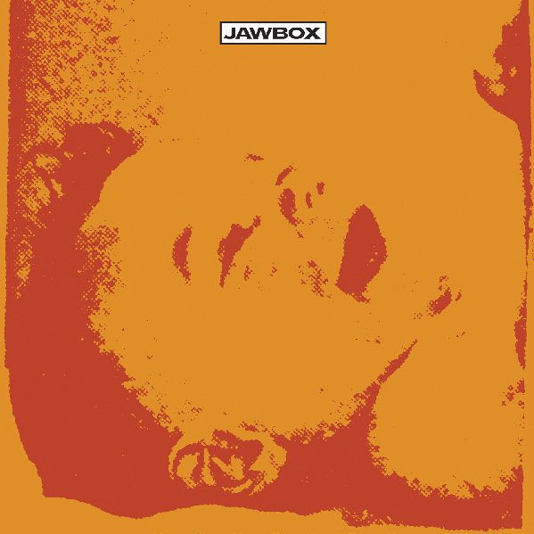 Cover JAWBOX, novelty (re-issue)