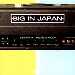 BIG IN JAPAN, destroy new rock cover