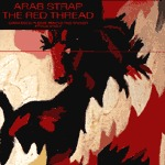Cover ARAB STRAP, red threat
