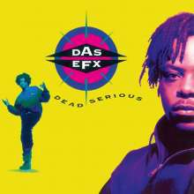 DAS EFX, dead serious cover