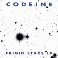 Cover CODEINE, frigid stars