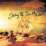 Cover PRIMUS, sailing the seas of cheese